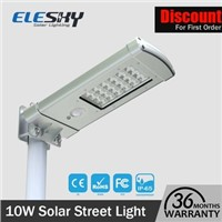 Solar Powered Outdoor Lighting Solar Street Light with CE with Great Price