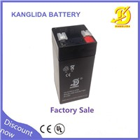 electronic scales  4v4.5 battery
