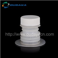 30mm Plastic twist off spout cap and cover for oil tins