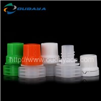 9.6mm Short Wing Plastic Spout Screw Cap Bottle Lid And Closure