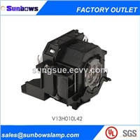 Sunbows ELPLP42 / V13H010L42 Compatible Lamp and Compatible Housing Assembly