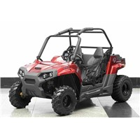 150cc Automatic Utility Vehicle with Reverse and Rear Cargo Bed