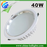 40w recessed led downlight ceiling lights