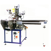 HT-180PQ Hot Stamping Machine with Conveyor
