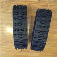 Rubber Tracks for agicultural machine/ robot/ wheelchairs