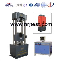 China WEW-600G/1000G Electro-Hydraulic (Screen Display) Steel Strand Testing Machine