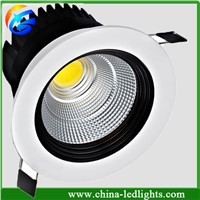 COB recessed led downlight under cabinet led ceiling lights