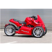 1300cc GG Taurus reverse three-wheeler
