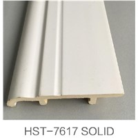 Anti mould,anti rodent pvc skirting borad