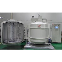 LP-1300BSD - Double door vacuum coating machine for decorative plastic parts
