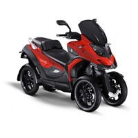 SCOOTER 400cc 4 wheels quadro4 2016