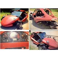 Two Seater Viper 250cc Trike KD-250MD
