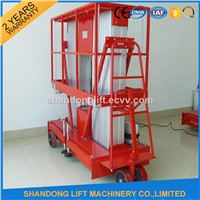 Mobile Electric Aluminum Aerial Lifting Work Platform with CE