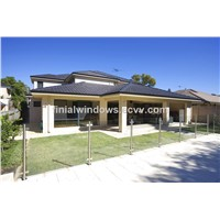 Australian standard aluminum doors and windows,aluminum casement windows with low-e glass