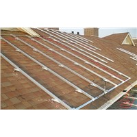 RM003-Shingle Roof Solar Mounting System