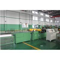 china low cost silicon steel ei lamination transformer core cutting machine