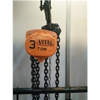 vital manual chain hoist block construction hoist