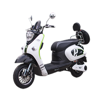 popular electric motorcycle scooter with brushless motor