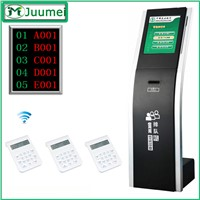 wireless automatic queue management system Juumei QK002