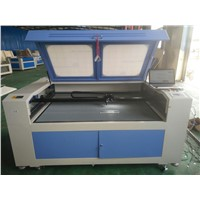 100W CO2 Vision Laser Cutting Machine/Small Camera/Scan Detect Cut 1600*1000mm/HQ1610VS