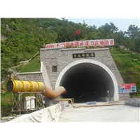 Wind Tunnel Ventilation Blower Fan for Tunnel Construction Operation