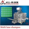 shampoo filling and packing machine