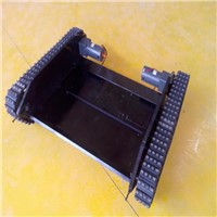 Dp-Decod-100 Rubber Track Undercarriage/ Chasis for Small Machine