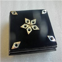 polycrystalline cubic boron nitride CBN cutter inserts for cobalt-base