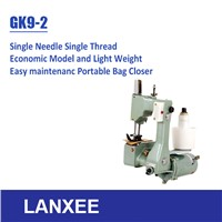 Lanxee GK9-2 economic portable bag closer sewing machine