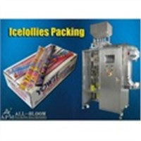 4 heads 6 heads ice lolly filling and packing machine