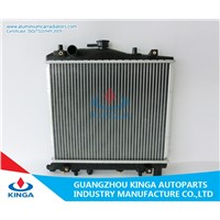 Aluminum Auto Radiator for Hyundai KIA Pride 93 at