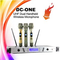 DC-ONE Professional UHF Wireless Microphone