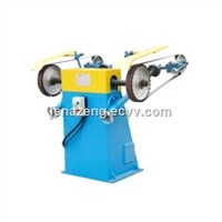 Manual belt suface grinding machine