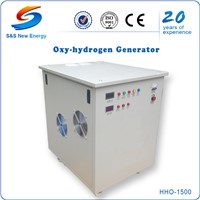 Oxyhydrogen Gas Generator Boiler Combustion Supporting Machine HHO-1500