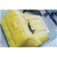 Safety Cushion,jumping cushions, air bags,Rescue Air Cushions emergency escape mattress