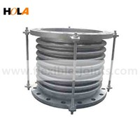 Multi-walled Stainless steel expansion corrugated bellows
