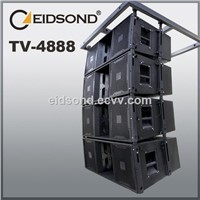 3 Way Double 12 Inch Big Power Line Array