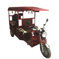 cargo electric rickshaw/cheap price/battery operated