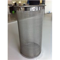 Stainless steel filter strainers