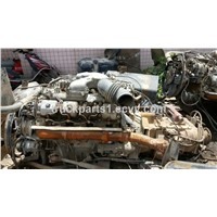 Used RF8 engine for Nissan UD truck