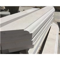 White Limestone for house decoration project, new indiana white limestone