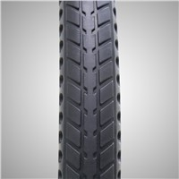 26*1-3/8 Inch Air Free Solid Colorful Tire for Bicycle