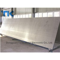 2014 2017 2018 2024 Precision Aluminum Plate Polished / Reflective Smooth Aluminum Sheet / Panel