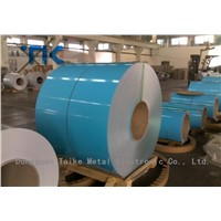 2025 2117 2218 2618 Anodized / Prefored / Brushing Finished Aluminum Coil (2000 series)