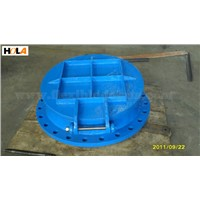 Cast Iron Flap Gate Valve