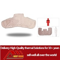 High Quality neck and shoulder heating pad with Magnet