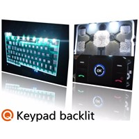LED backlight /LCD/Keypad backlit design light panel LGF