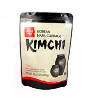 Printed Heat Seal Aluminium Foil Food Bag for Kimchi Packaging Pouch Bags