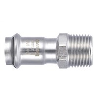 Stainless Steel Female, Male Adapter Press Fitting