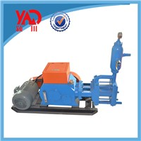 Full Hydraulic Cement Grout Pump with Dual-slurry
